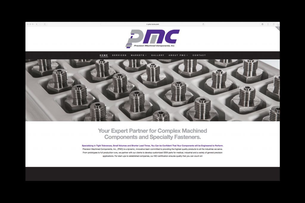 Percision Machine Components, Inc.