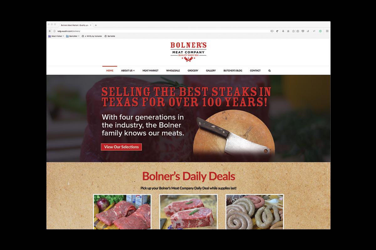 Bolner's Meat Market